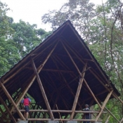 Lemaing-Hugh-Low-Camp-roof-goes-up