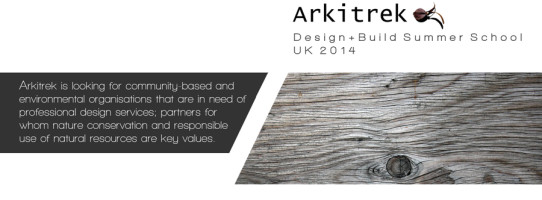 Arkitrek UK Flyer black wood